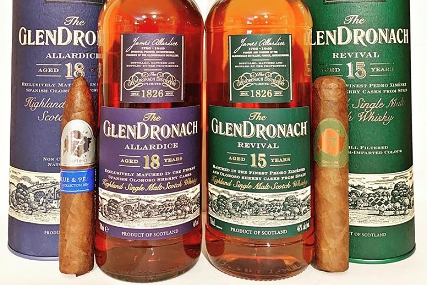 Pairing Your El Septimo With The Right Drink