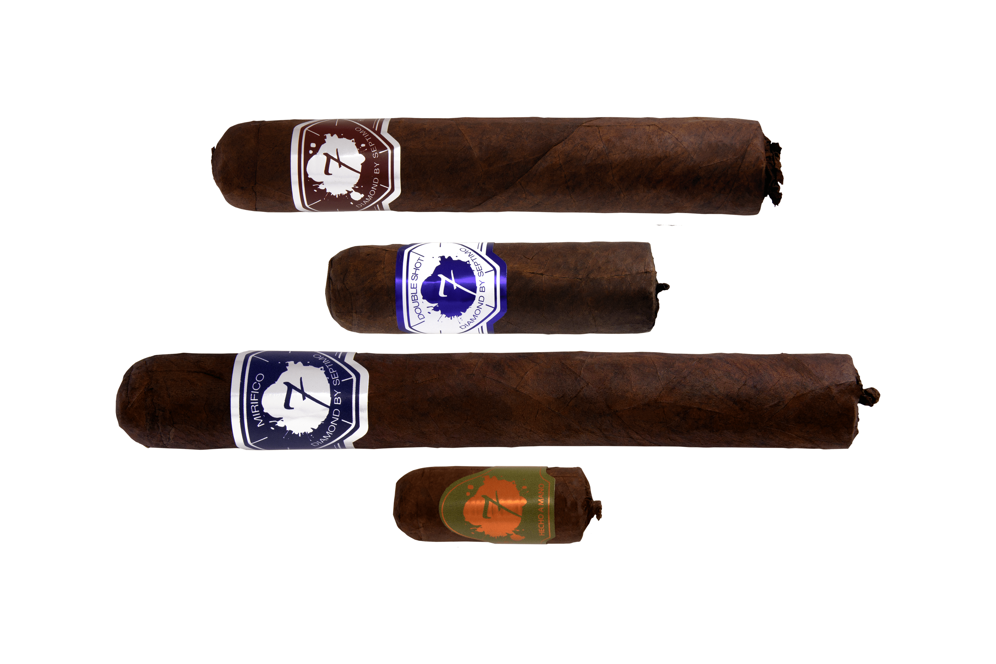 The Big Differences in Cigar Lengths and Ring Gauges