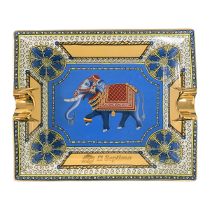 L'Éléphant Cendrier Collection Safari