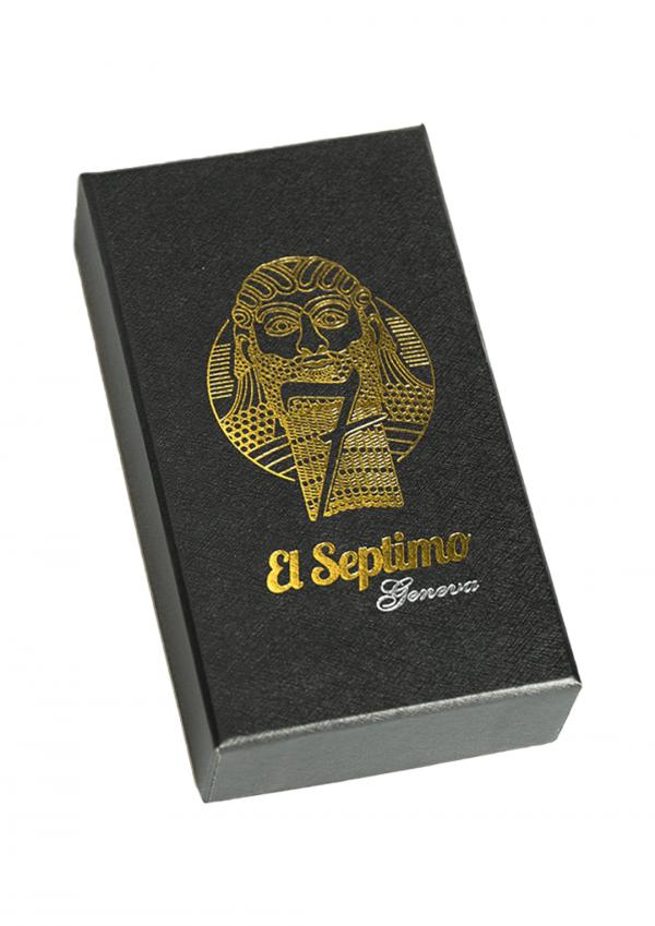 Briquet et support de torche quadruple Gilgamesh noir